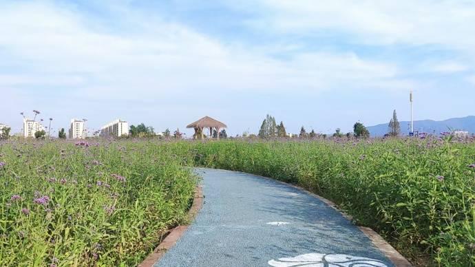 铜鉴湖公园