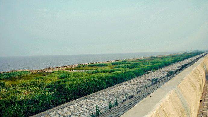 浦东新区滴水湖