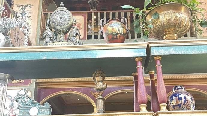 老欧洲咖啡馆