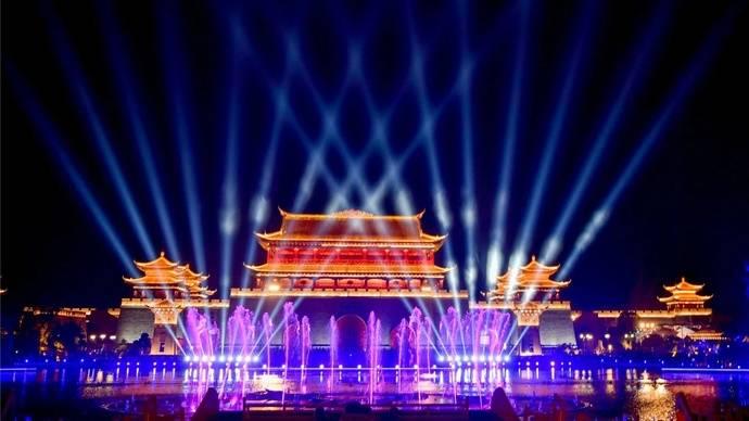 闽越水镇国风旅拍摄影基地