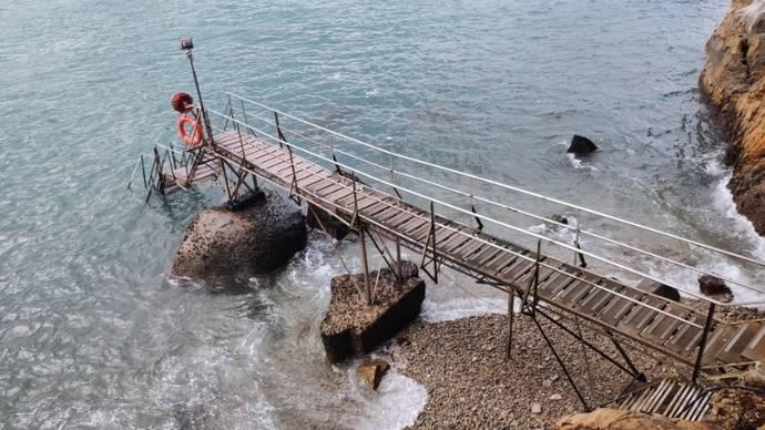 香港西环泳棚