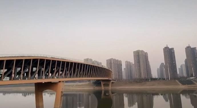浏阳河景观桥