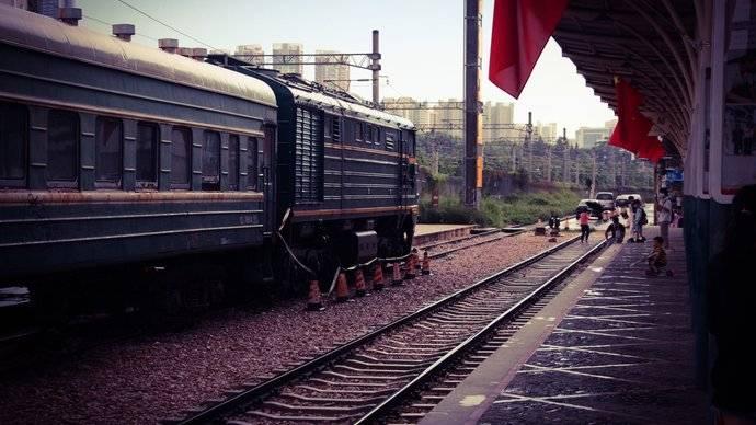 清水河铁路公园