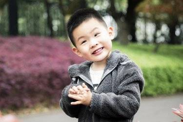 儿童摄影模特